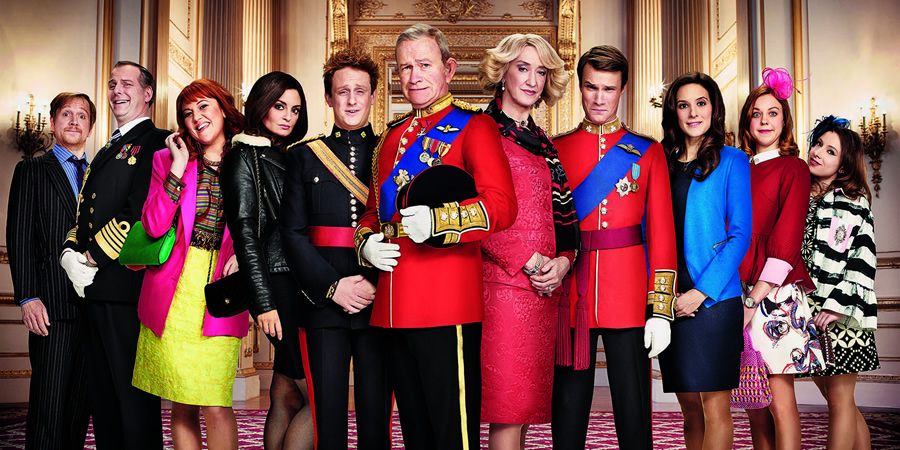 What is The Windsors TV show about and when can I watch series two?