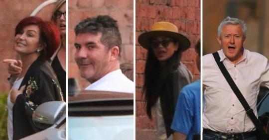 X Factor's Simon Cowell confirms Louis Walsh has had a butt lift