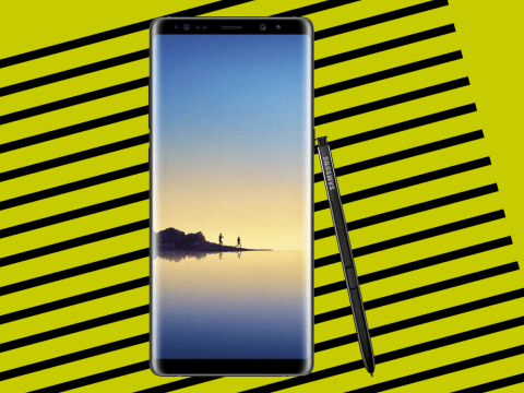 5 great things about Samsung's new Galaxy Note 8