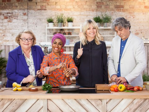 Nadiya Hussain quits Big Family Cooking Showdown after just one series