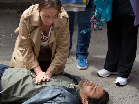 EastEnders spoilers: What's wrong with Kush Kazemi as he collapses and will he die?