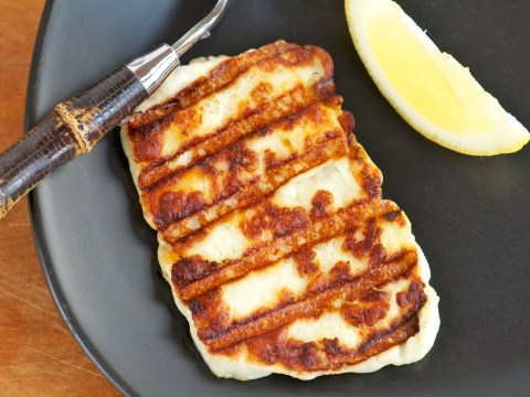 The verdict on vegan halloumi