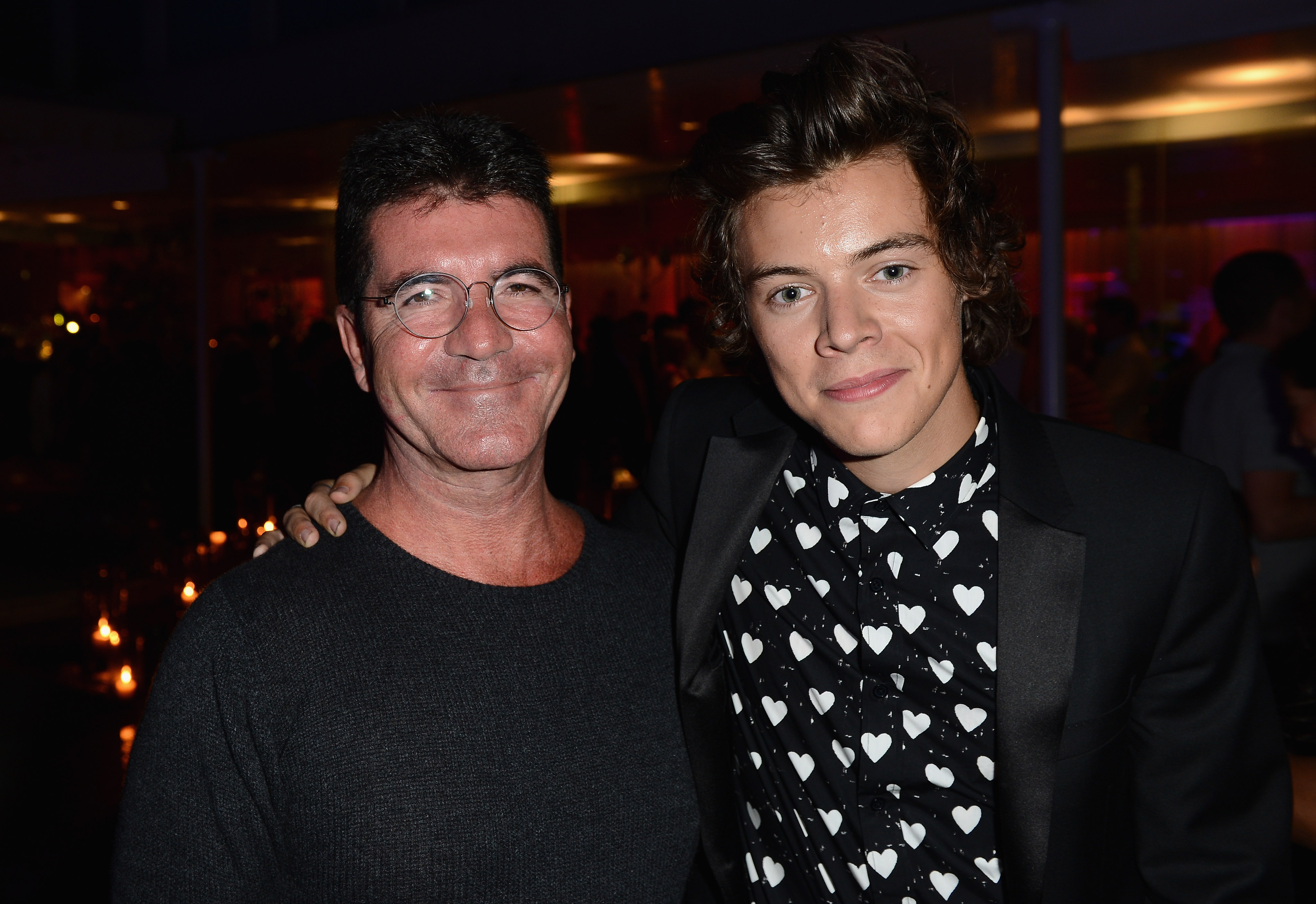 Simon Cowell is lining up Harry Styles for the new series of The X Factor