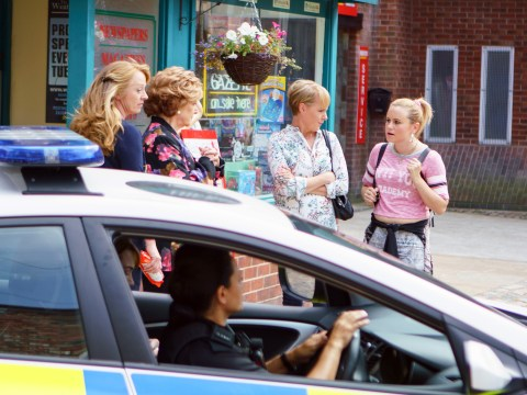 Coronation Street spoilers: Rita Sullivan has Gemma Winter arrested as they spectacularly fall out