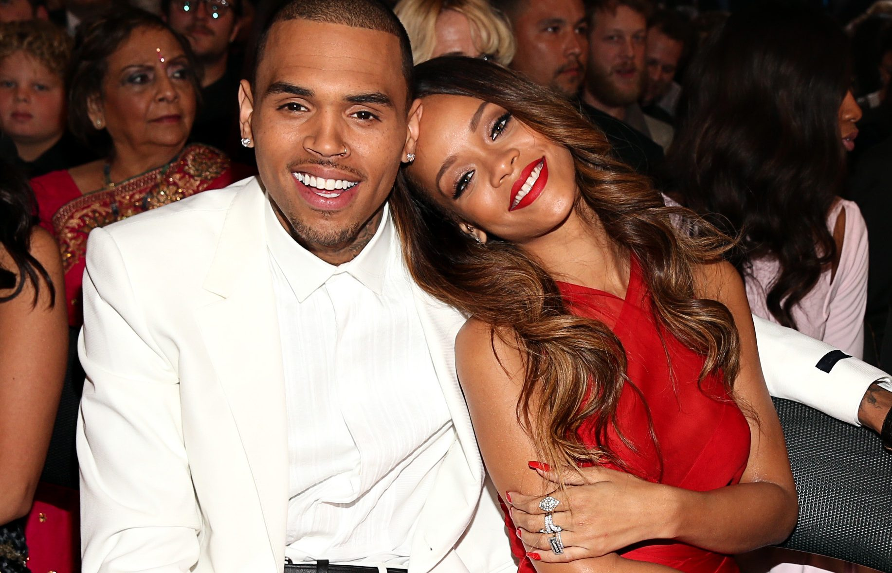 Chris Brown says Rihanna was 'spitting blood' as he recalls pre-Grammys assault