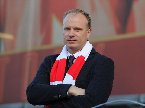 Dennis Bergkamp's iconic goal vs Newcastle awarded best goal of Premier League era