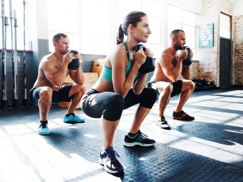 Study suggests that women actually have more stamina