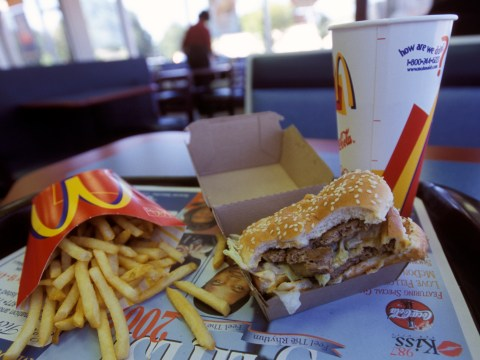 11 places in Europe that serve gluten-free McDonald's buns