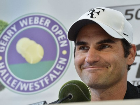 Roger Federer hopes Rafael Nadal can replace Andy Murray as world No.1
