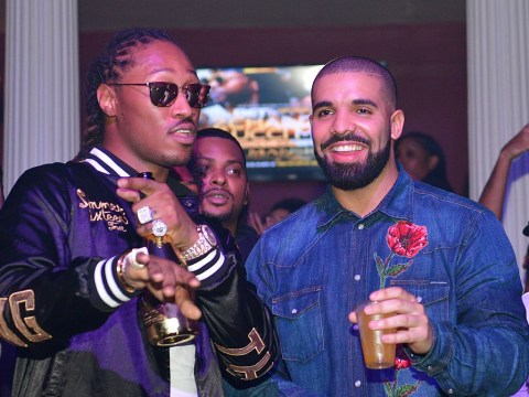 Drake and Future are being sued for £19.3m by woman who claims she was raped at their concert