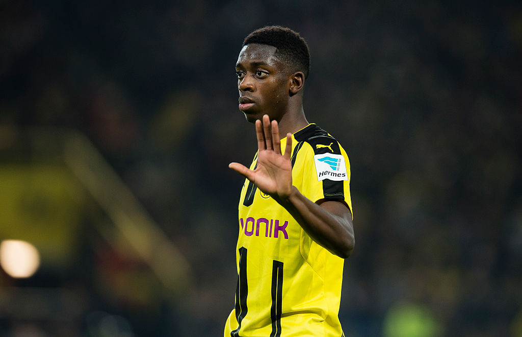 Barcelona close in on Ousmane Dembele transfer as bid accepted by Borussia Dortmund