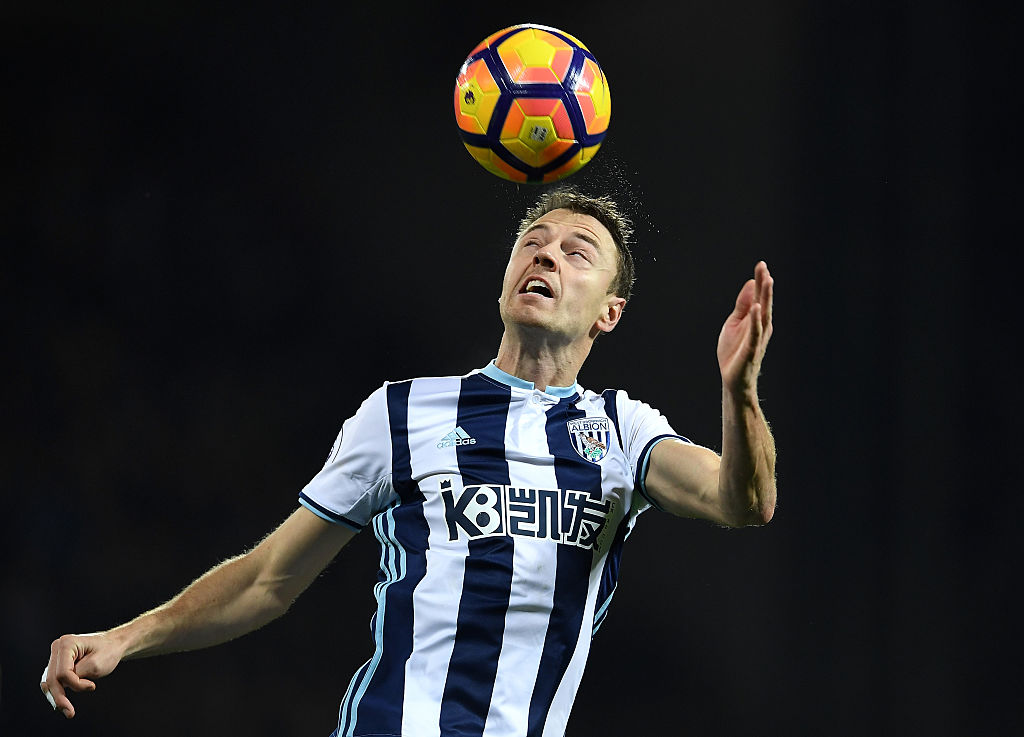 Arsenal set to secure £20m Jonny Evans transfer as Manchester City pull out of race