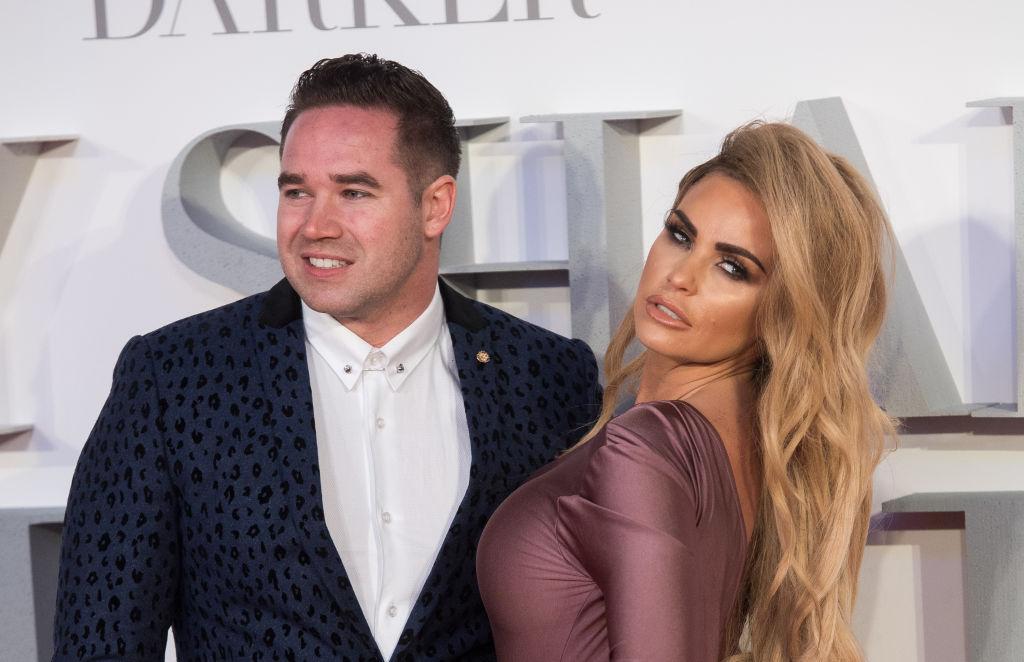 Katie Price's ex-husband Alex Reid criticises Kieran Hayler divorce claims as a 'money making opportunity'