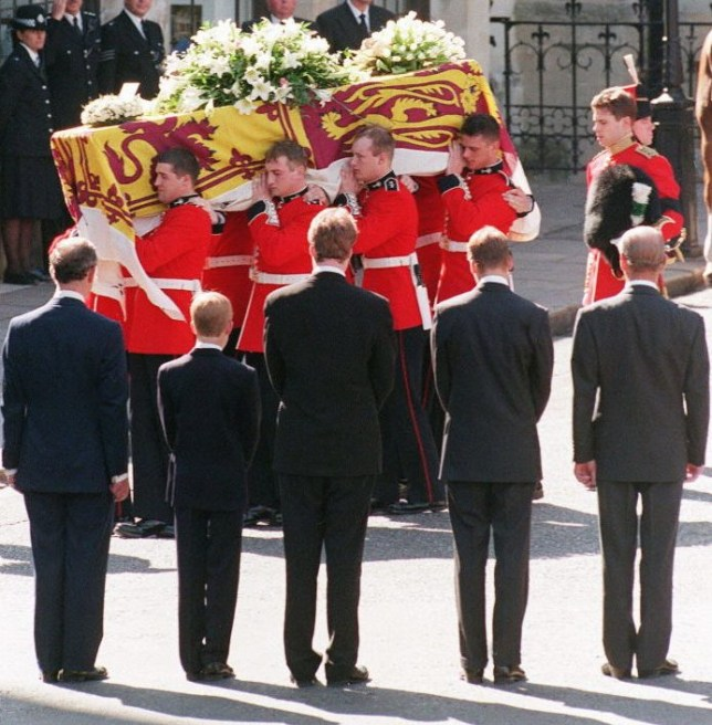 Princess Diana's funeral is named most-watched live TV event ...