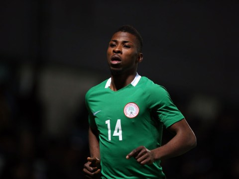 Kelechi Iheanacho completes £25million switch from Man City to Leicester City