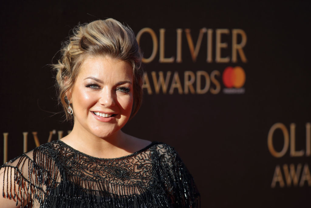Sheridan Smith signs record deal and announces debut album will be out this year
