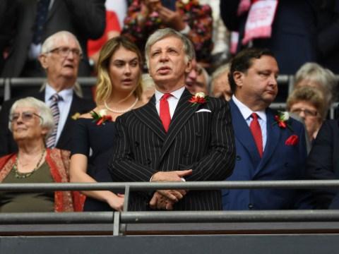 Arsenal owner Stan Kroenke labelled 'scum' by former England cricket captain Kevin Pietersen