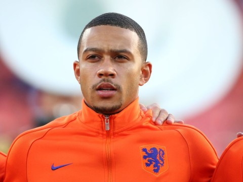 Ex-Manchester United ace Memphis Depay issues free-kick challenge to Neymar after £198m PSG transfer