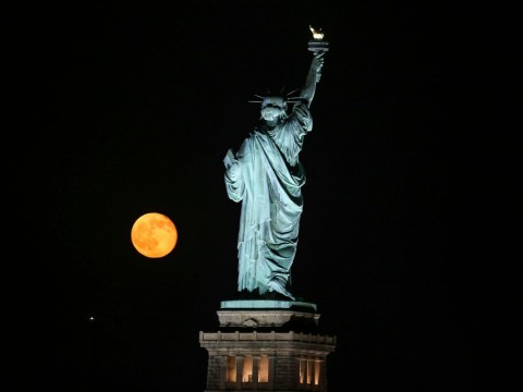 Can you see the solar eclipse from New York?