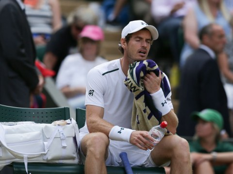Andy Murray feels alone in battle for equality between men and women in tennis
