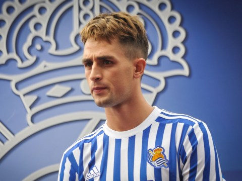 Adnan Januzaj aiming to prove Manchester United wrong after Real Sociedad move