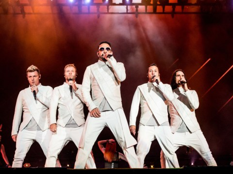 Backstreet Boys used a fart noise in one of their famous tracks and it's taken 17 years for them to fess up