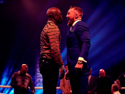 Three fights for the Floyd Mayweather v Conor McGregor undercard announced
