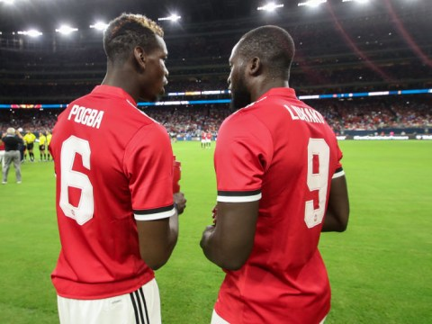 Paul Pogba took Romelu Lukaku out to dinner to convince him to join Manchester United