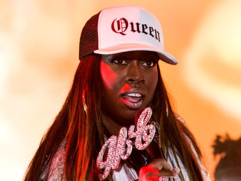 People believe a statue of Missy Elliott can flip and reverse white supremacy