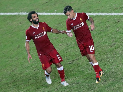 Liverpool attack 'as good as anyone in Europe', says Robbie Fowler