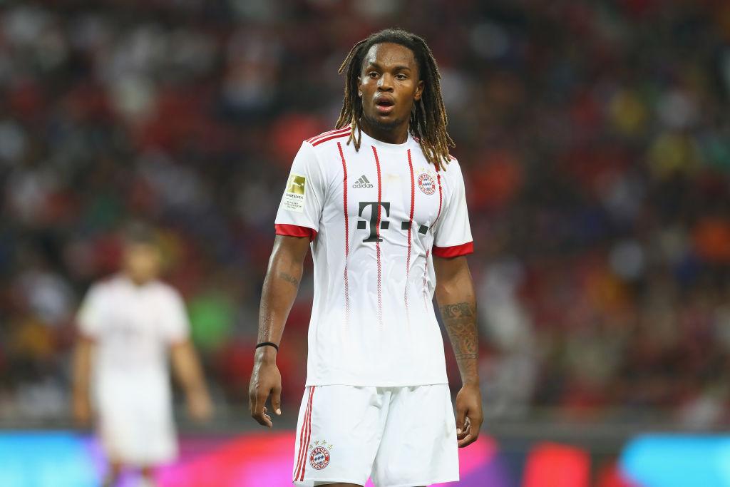 AC Milan £44million bid for Chelsea transfer target Renato Sanches rejected