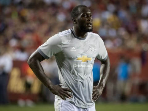 Romelu Lukaku will struggle to score goals from open play for Manchester United
