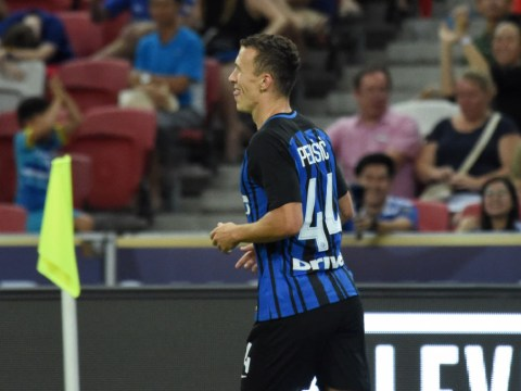 Luciano Spalletti: Ivan Perisic is 'determined' to play for Inter despite Manchester United interest
