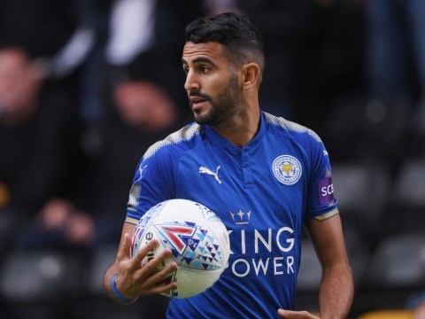 Arsenal transfer target Riyad Mahrez wants to play for a top six club, confirms Leicester City boss Craig Shakespeare