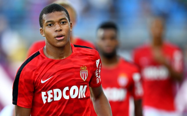37d842e95 Kylian Mbappe asking price raised to £178m amid Real Madrid and Barcelona  transfer rumours