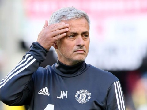 Jose Mourinho admits defeat in Manchester United's move for Ivan Perisic