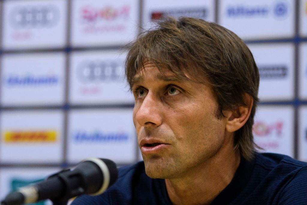 Antonio Conte admits he could 'risk' Tiemoue Bakayoko against Tottenham amid transfer frustration