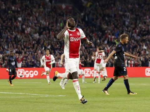 Tottenham announce £42m Davinson Sanchez transfer has been agreed with Ajax