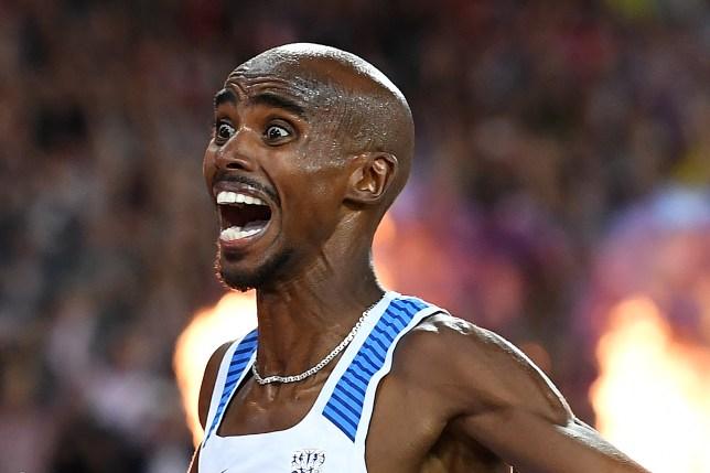 Mo Farah wins 10,000m Gold at London 2017 World Athletics Championships
