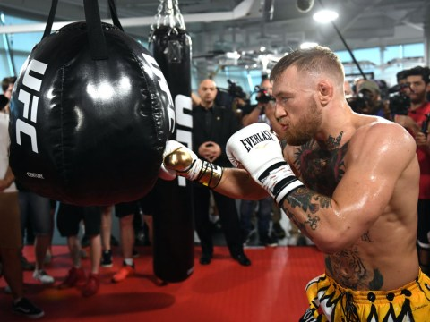 Conor McGregor tells Vasyl Lomachenko to concentrate on fighting Guillermo Rigondeaux