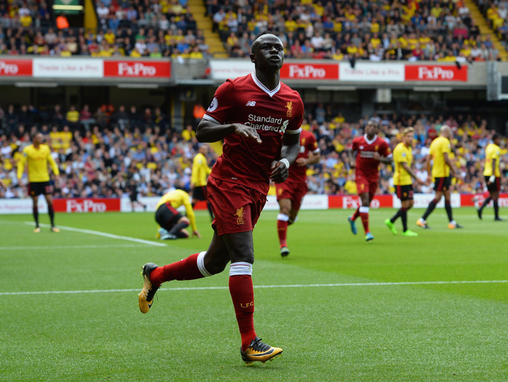 Jamie Redknapp likens Sadio Mane to Thierry Henry after stunning goal against Watford
