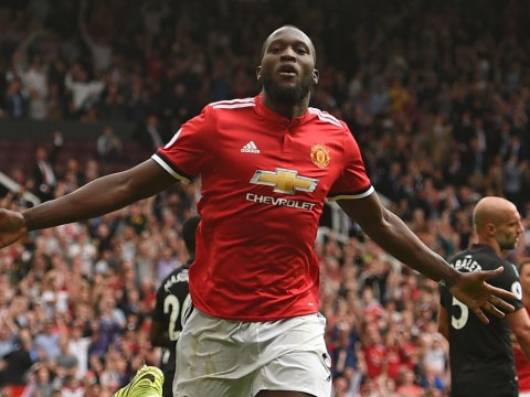 Romelu Lukaku is helping Manchester United's other forwards, says Jose Mourinho