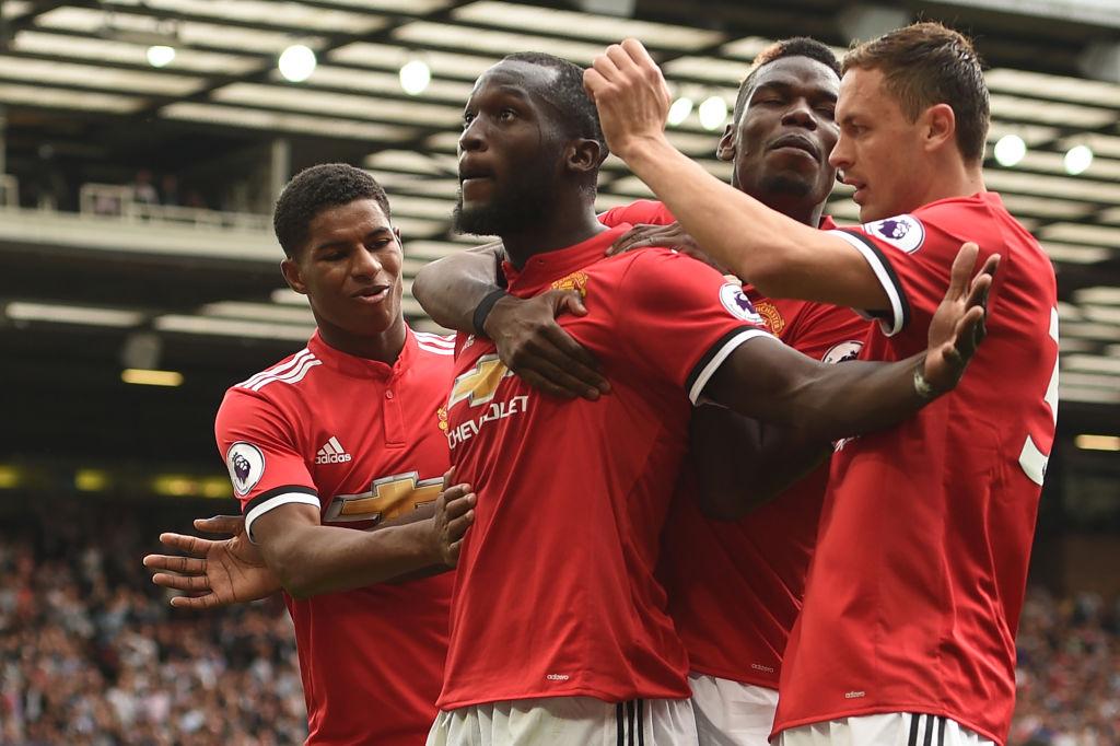 Manchester United claim top spot as Nemanja Matic and Romelu Lukaku pile more misery on Chelsea