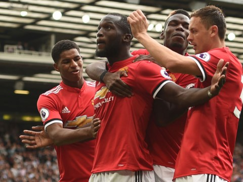 Manchester United claim top spot as Nemanja Matic and Romelu Lukaku pile more misery on Chelsea