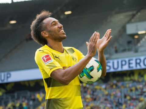 Pierre-Emerick Aubameyang re-opens Chelsea and Liverpool transfer talk – but there's a catch