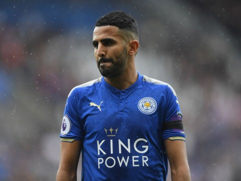 Arsenal great Emmanuel Petit urges club to seal Riyad Mahrez transfer with dig at current wingers