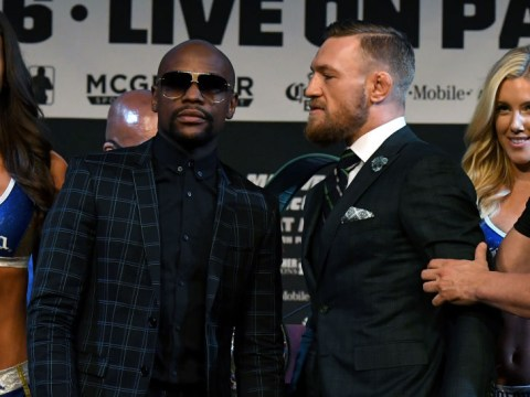 David Haye, Michael Page, James Gallagher and more predict outcome of Mayweather vs McGregor