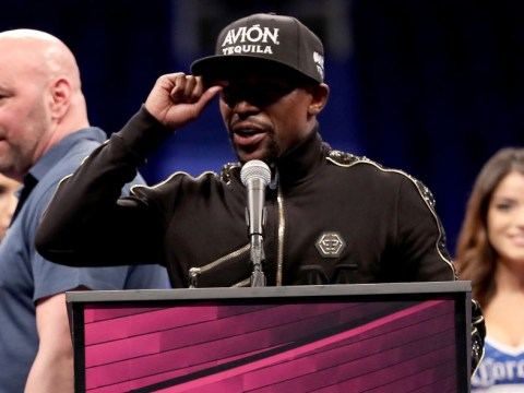 Floyd Mayweather refuses to rule out return from retirement after Conor McGregor victory