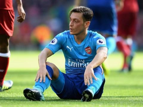 Arsenal legend Emmanuel Petit says he'd tell Mesut Ozil to leave if he were Arsene Wenger