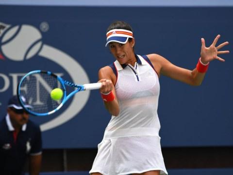 Garbine Muguruza puts in crushing display against Varvara Lepchenko to reach US Open second round